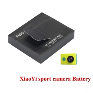 Camera Battery - XiaoYi Yi Action Camera Battery | Action Camera Malaysia