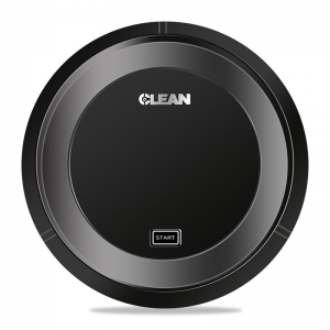 CLEAN SMART ROBOT Easy Dust Removal Mini Ultra-Thin Smart Life Rechargeable Smart Robot Vacuum Cleaner