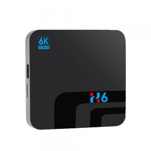 Android TV Box - H6 6K UHD Android TV Box 4G RAM+32G ROM | Android TV Box Harga Murah Price