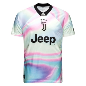 Jersey - Juventus EA Sports Kits Edition 2018/2019 Football Jersey Online Malaysia | Jersey Clothing Murah Harga Price