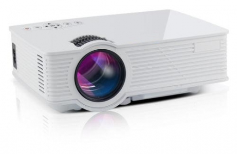 Projector - GP9 Home Theater Mini Porjector without Miracast | Portable Mini Projector Malaysia Murah Harga Price