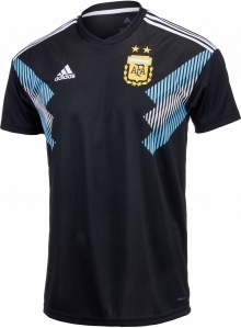 Jersey - Argentina Away Kit World Cup Official 2018 Jersey Football Jersey Online Malaysia | Jersey Clothing Murah Harga Price