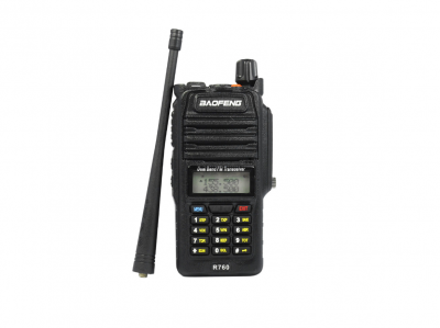 Walkie Talkie - BaoFeng BF R760 Harga Price Malaysia | Dual Band Two Way Radio Portable Waterproof