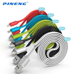 Cable - Phone Cable Murah Harga Price |PINENG  PN302 Lightning Charge and Data Cable | Kabel USB Fast Charging