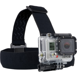 Camera Accessories - SJCAM Adjustable Elastic Head Strap Belt Mount