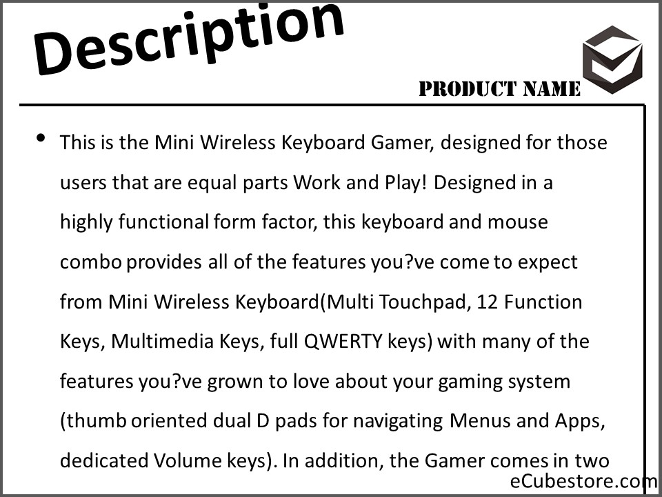 Air Mouse - Mini i8 Keyboard | Air Mouse Android TV | PrestoMall - Keyboards